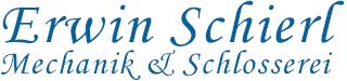 Metallbau Schierl – Schlosserei Logo